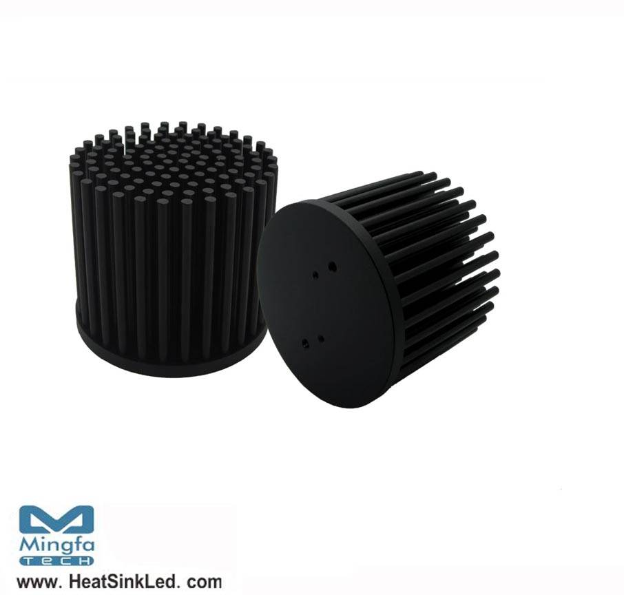 GooLED-BRI-6860 Pin Fin Heat Sink D68mm for Bridgelux