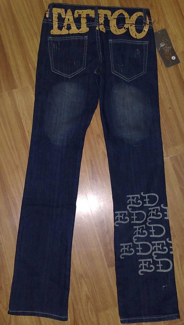 Sell EDhardy Tatoo Jeans