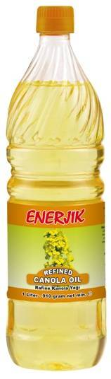 Refined Canola Oil Export