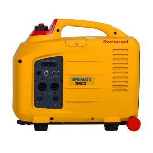 Ramsond Sinemate 3500 Portable Pure Sine Wave Digital Inverter Generator