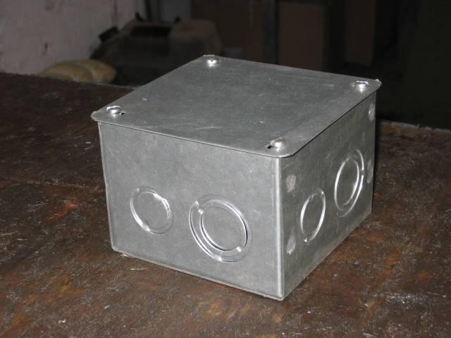 We manuf and export Enclosure box