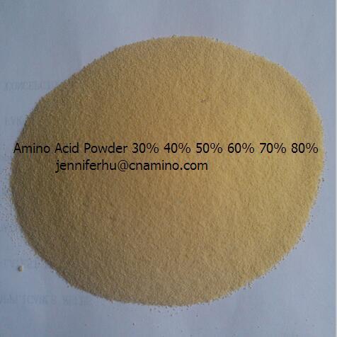 Selling Enzymatic Hydrolysis Amino Acid Powder 80%