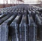 Manufacture and sale of steel sleepers