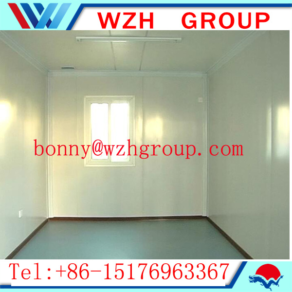 Container house for workshop