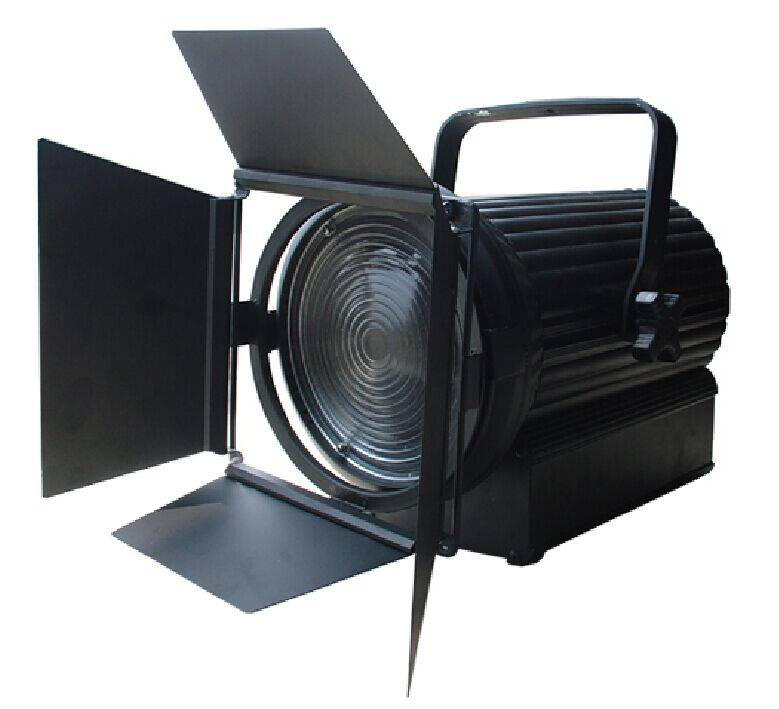 200W LED Tungsten Fresnel Video Spot Film Light Continuous Lighting