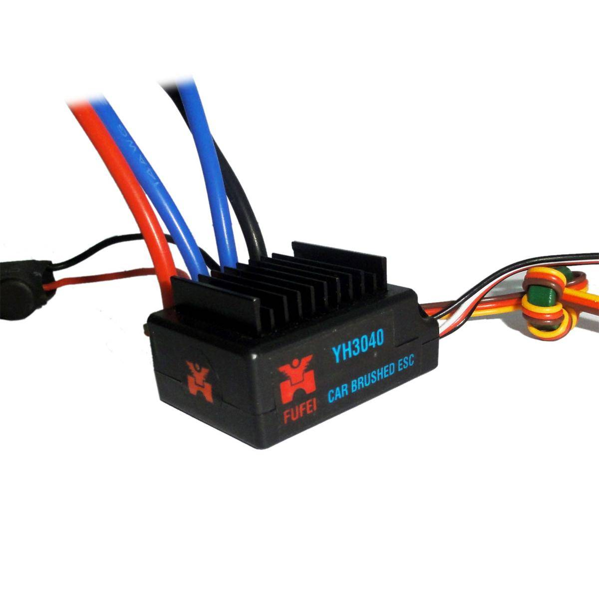 40a brushled esc for car toy from china