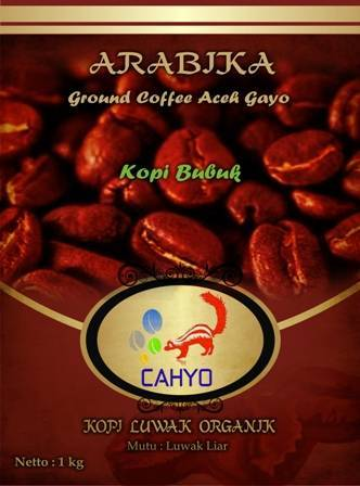 luwak ground coffee