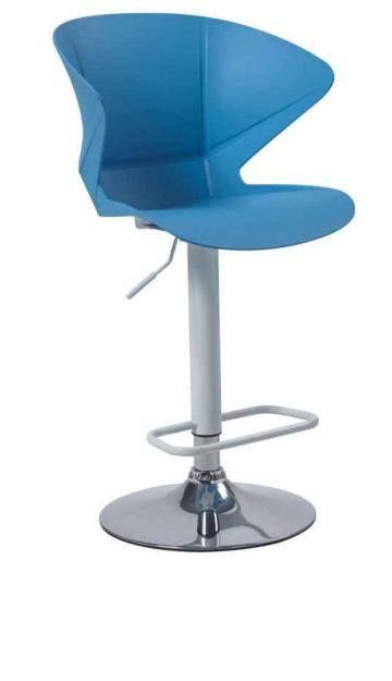 barstool, plastic seat