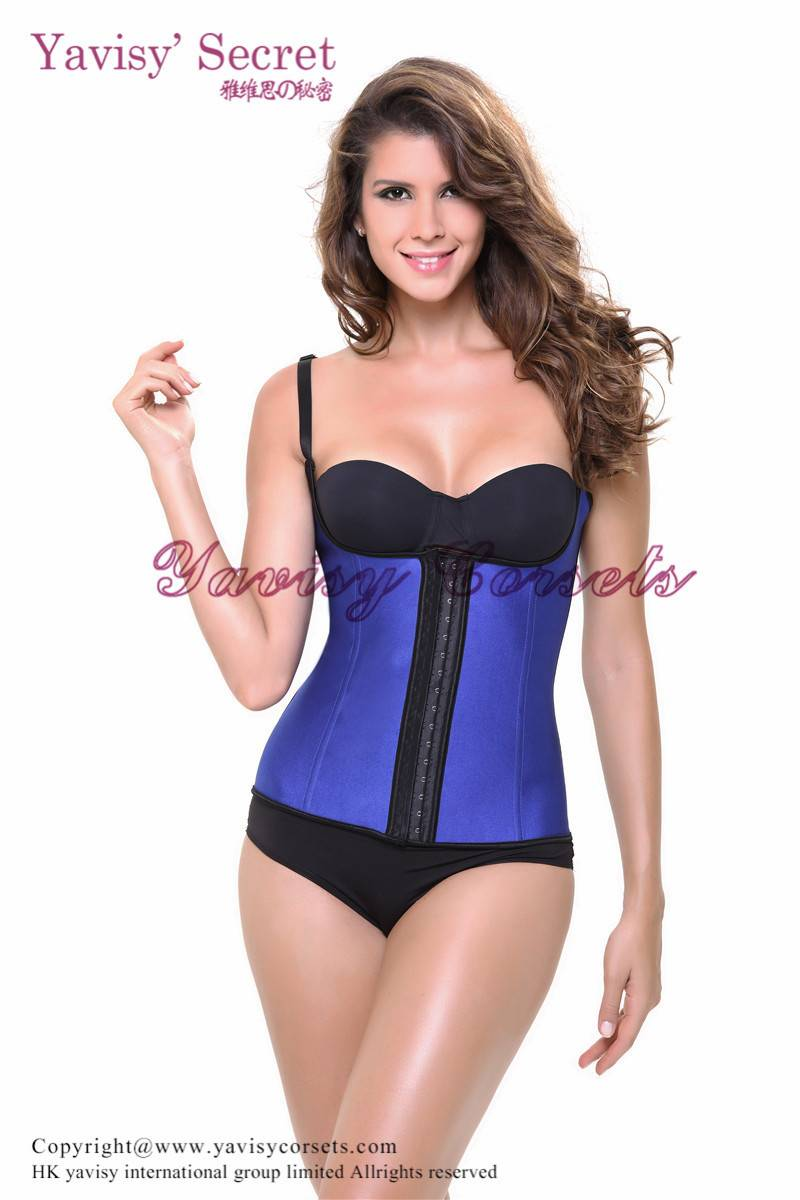 Alibaba China Wholesale Cheap Latex Waist Training Corset Vest