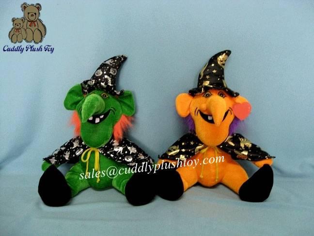 Wholesale Halloween Plush Toys Festival Plush Toys