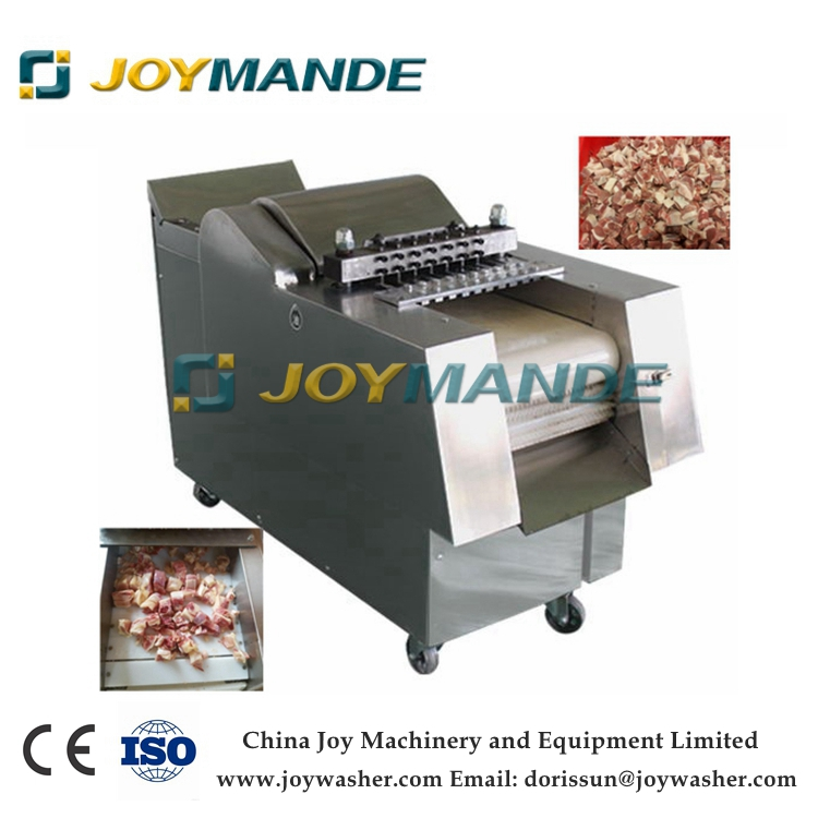Frozen Meat Cutting Machine Frozen Meat Dicing Machine Chicken Cutting Machine