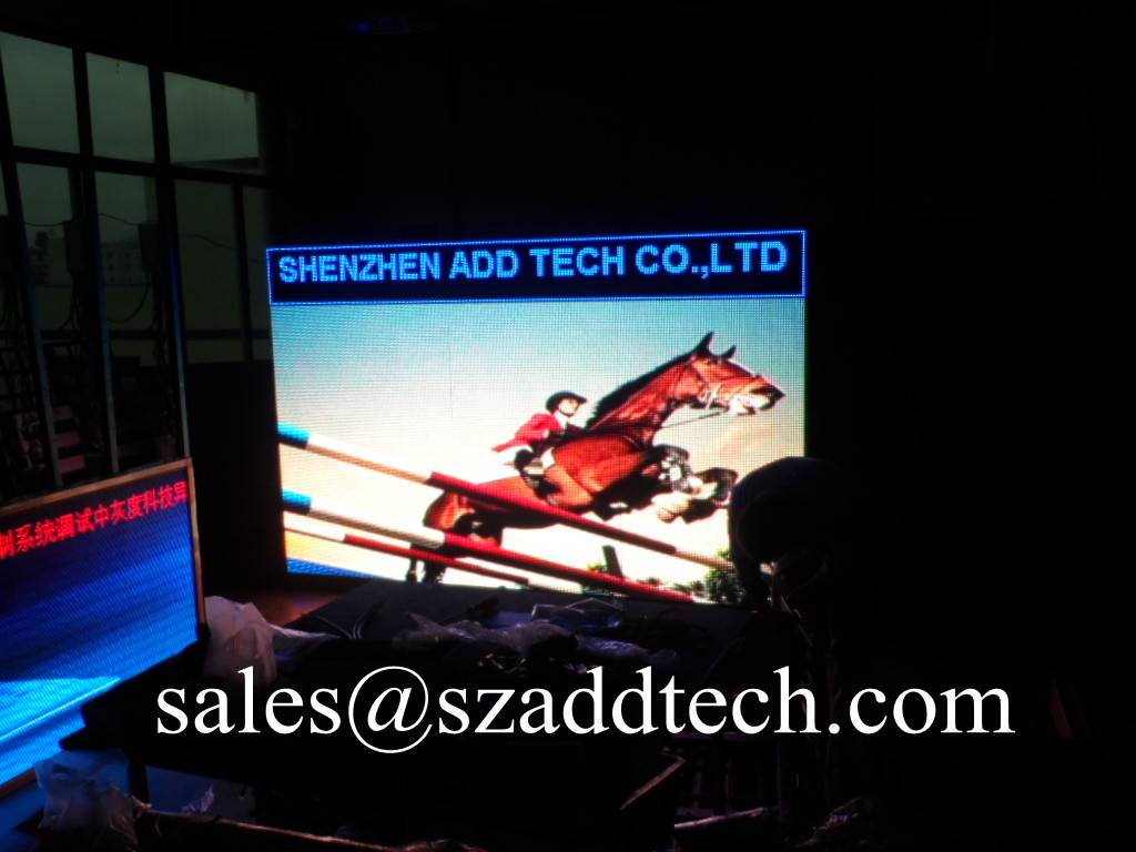 Outdoor Full Color LED Video Wall Screen