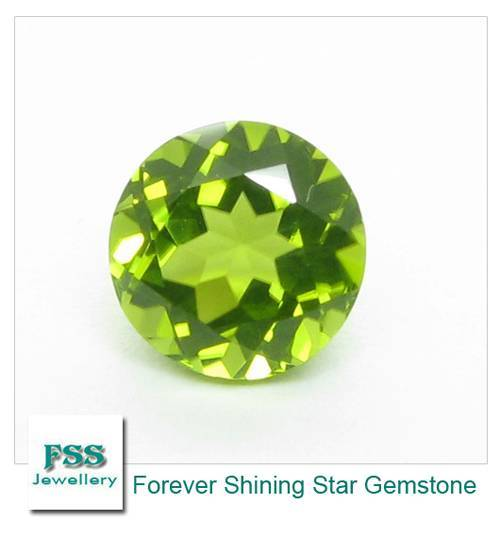 Peridot AAA Round Melee Calibrated Gemstones 1.5mm1.5mm