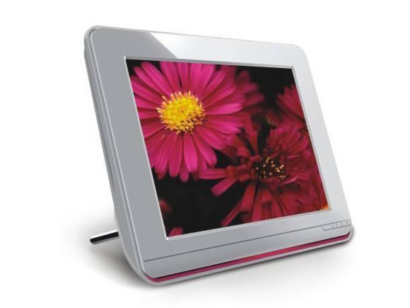 8 inch digital photo frame GB-8400D