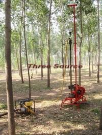 TSP-30 man portable drilling rig