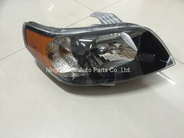 NEW HALOGEN HEAD LAMP ASSEMBLY DRIVER SIDE FITS CHEVROLET AVEO5 GM2502354