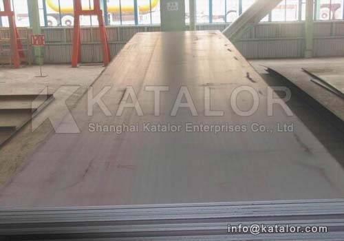 low alloy steel Europe standard P460 NH steel plate