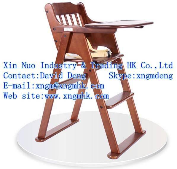 Wooden baby chair , wooden chair , wooden children's chair , wooden baby furniture