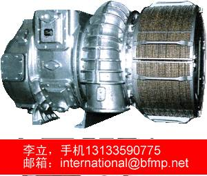 Turbocharger and spare parts made in China