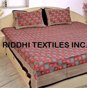Bagru Print Bedspreads