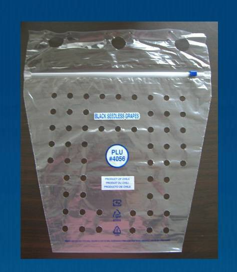 Sell Zipper Grape Bags