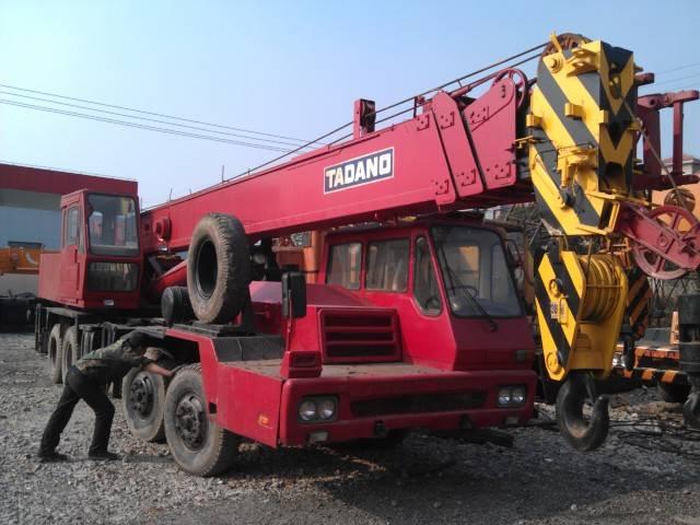hydraulic original used crane 30t (mobile:0086-13167003691)
