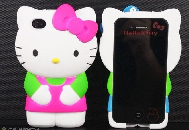 Hello Kitty Cases for Iphone 4G/4S