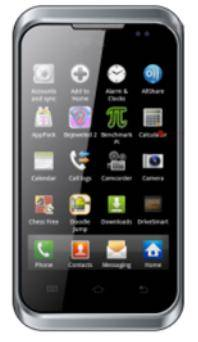 Android Wifi Smartphone, Dual SIM Dual standby(WS35)