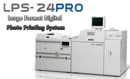 Noritsu LPS-24Pro Digital Printer