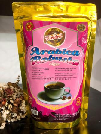 Sell ARABICA ROBUSTA COFFEE GROUND - Viet Deli Coffee Co., Ltd