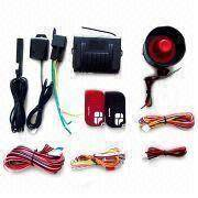 Hands-free Car Alarm System with Super Slim PKE Transmitter and Dual High Sensitive Antenna