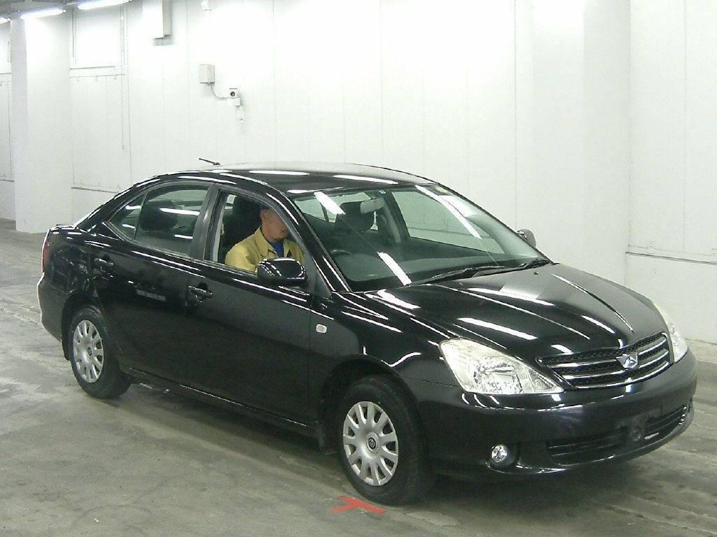 Used Toyota Allion / Year 2002-2004