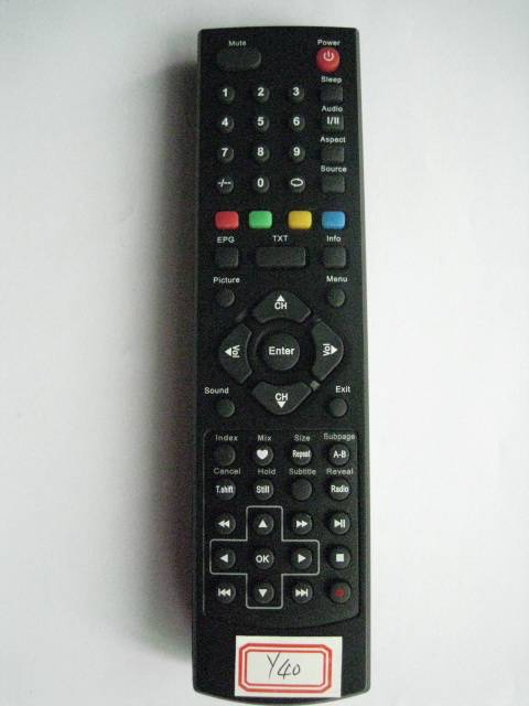 Sell Remote Control for Video & Audio, Universal, Y40