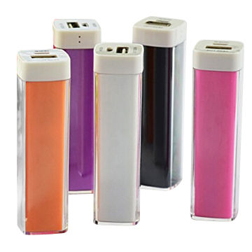 Lipstick smart power bank 2200mAh