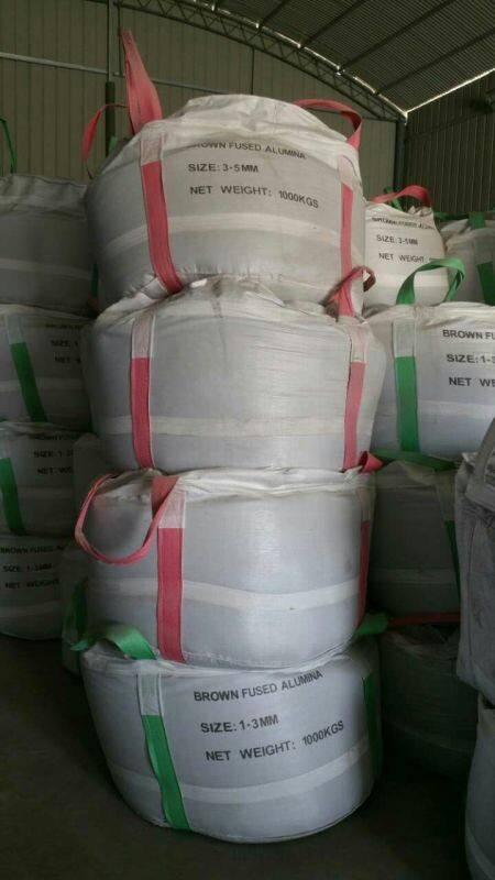 Refractory Brown Aluminum Oxide