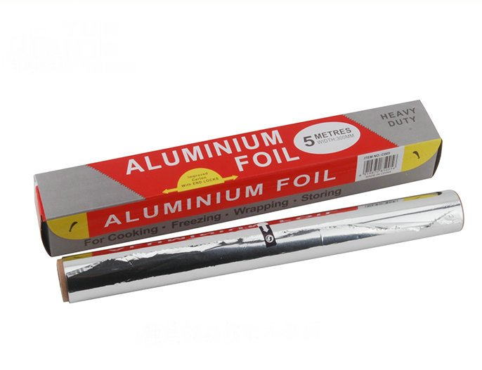 25sq.ft Heavy Duty Aluminum Foil Roll