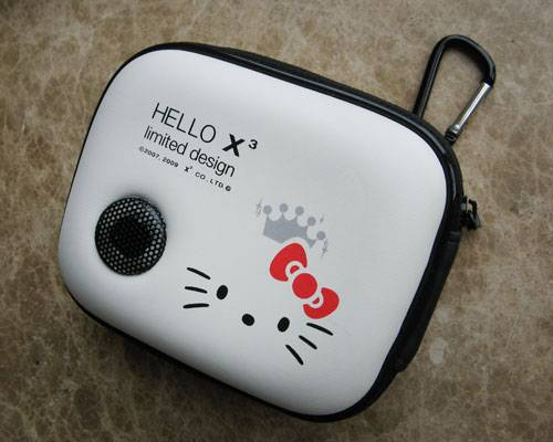 Hello kitty Speaker Bag