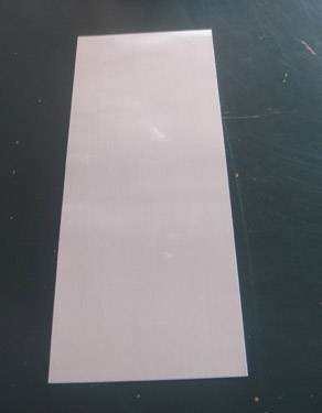 Cadmium Sheets and flat bars and plates