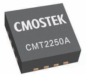 RF Receiver Chip