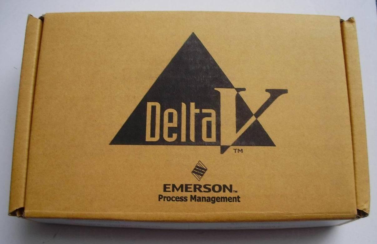 EMERSON DeltaV VE5008 VE5009 VE4056