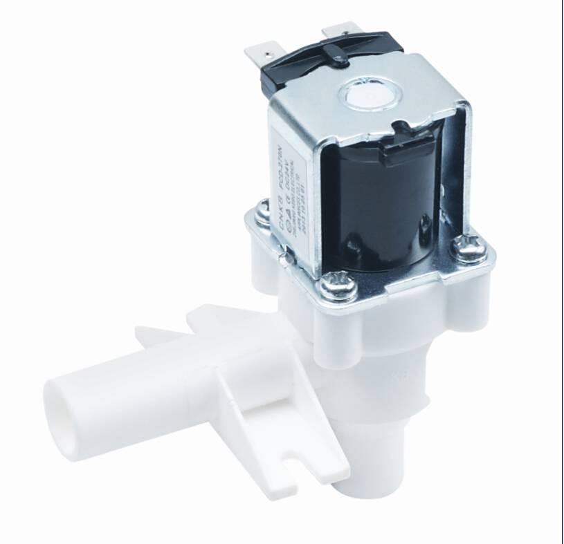 Water dispenser solenoid valve