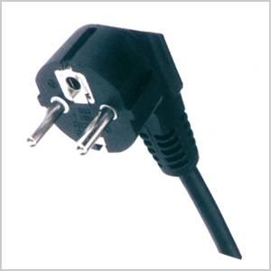 korea 3pins power cords