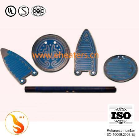 Electronic Heating Device (thik film element Series) for water heater and irons
