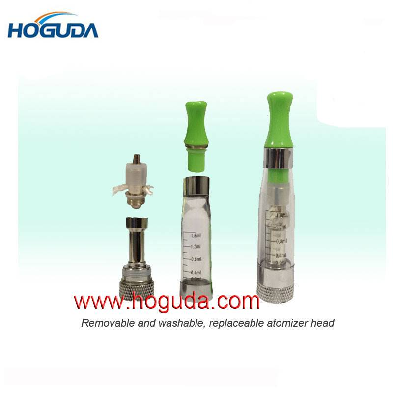 Colorful electronic cigarette ce4+ atomizer