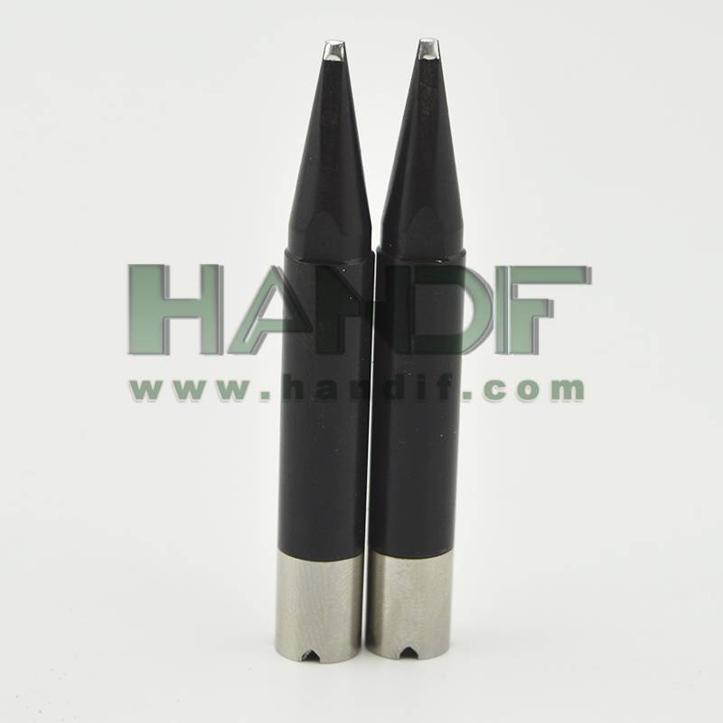 Japan Unix P2D-R soldering iron tips, iron cartridge for Japan Unix soldering robot, 5PCS per lo