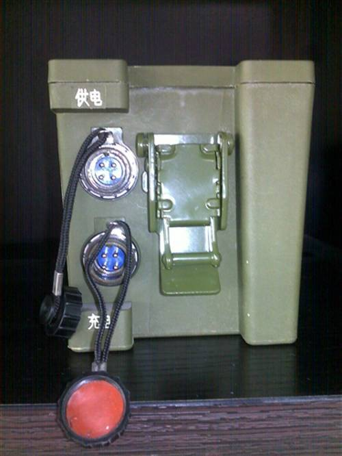 Nickel Cadmium Military Battery PRC-117