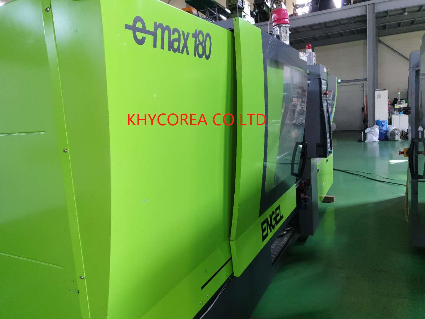 USED ENGEL E-MAX180 PLASTIC INJECTION MACHINES FOR SALE MAKE YEAR2012