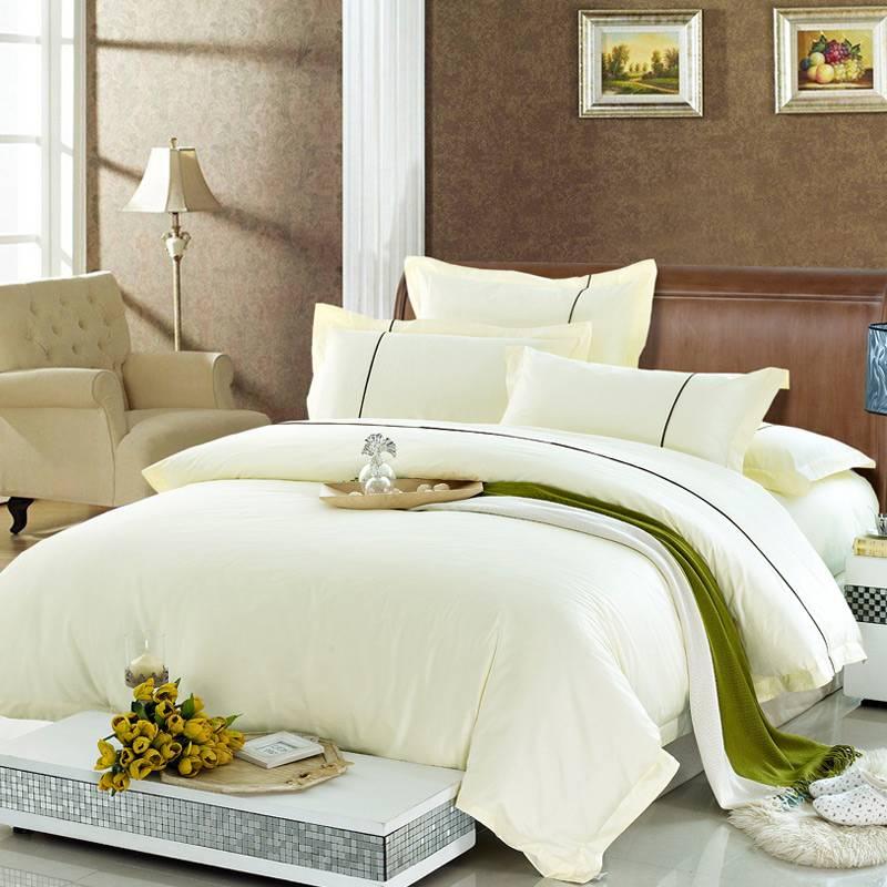 100%cotton luxury hotel bed sheet, cheap flat sheet