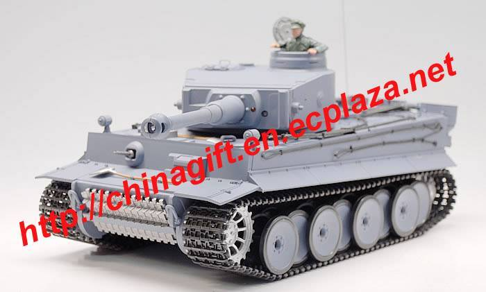 Brand NEW 1:16 German Tiger I Battle Air Soft Tank with Smoke & Sound