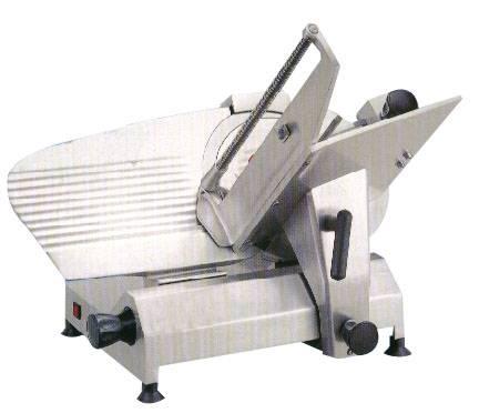 Semi-automatic Frozen Meat Slicer
